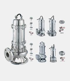 潜污水电泵
