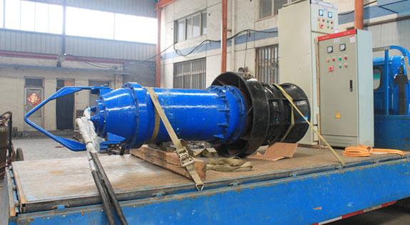 轴流泵潜水泵案例-1