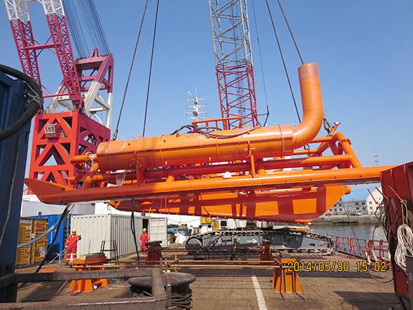 大型潜海水电泵泵组