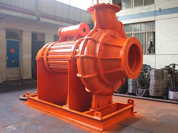 大型潜水螺旋离心泵