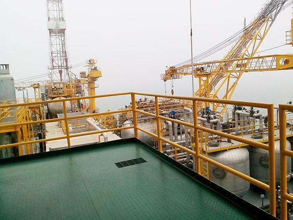 海洋工程潜海水提升项目