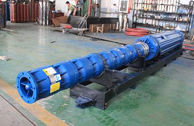 QK矿用潜水泵