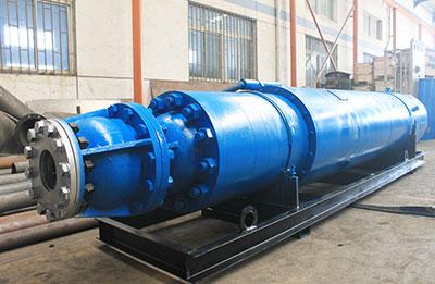 QKSG-D单吸式矿用潜水泵