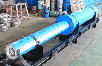 QJW卧式潜水泵