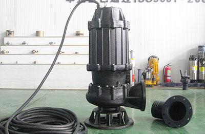WQ/QW(JY)(AS)污水潜水泵
