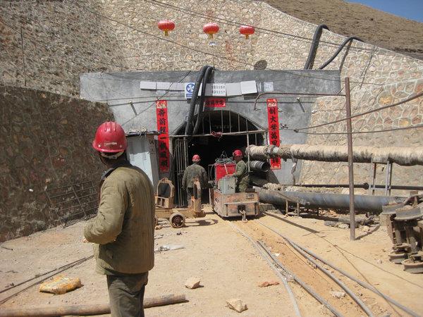 矿用潜水泵案例-2