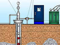 地下油井石油提升项目