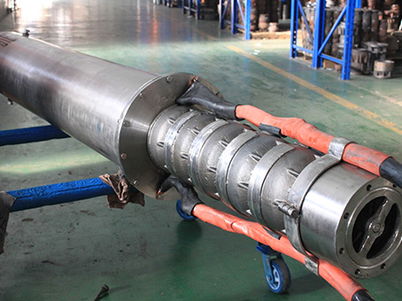 QJH不锈钢潜水泵