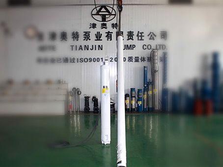 小流量高扬程潜水泵