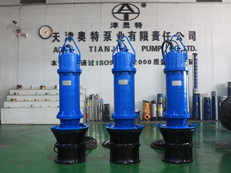 QZB潜水轴流泵