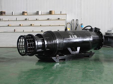 QZ(H)B雪橇式移动潜水泵站