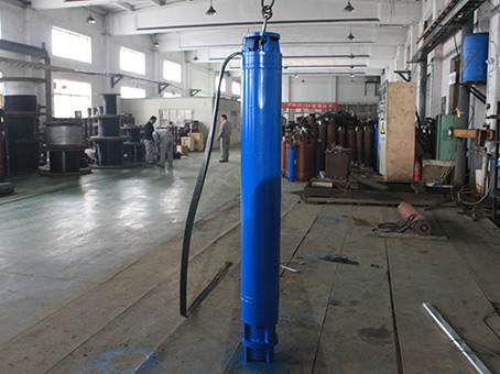 YQS/T/R/H潜水泵电机