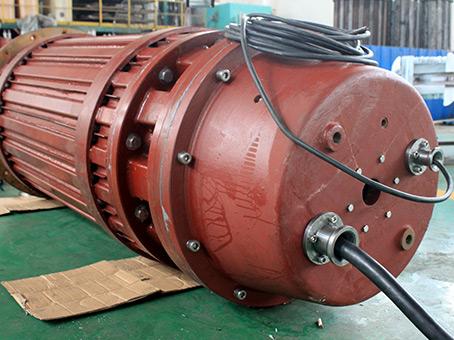特种潜水电机