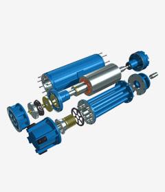 潜水电动机