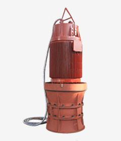 轴(混)流潜水泵