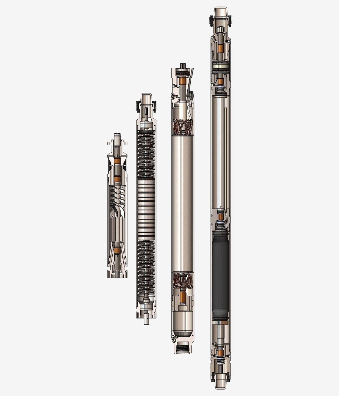 QYDB潜油电泵