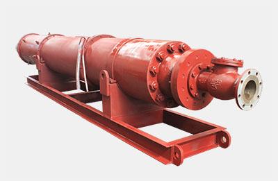 ZQW/BQW矿用增安(防爆)型潜水泵